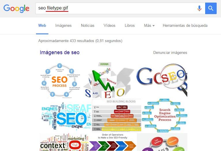 google filetype