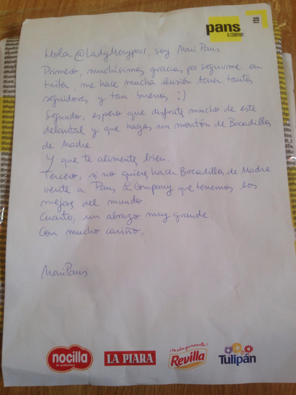 Crónica del #SaraodeDespedida de @PansandCo 1