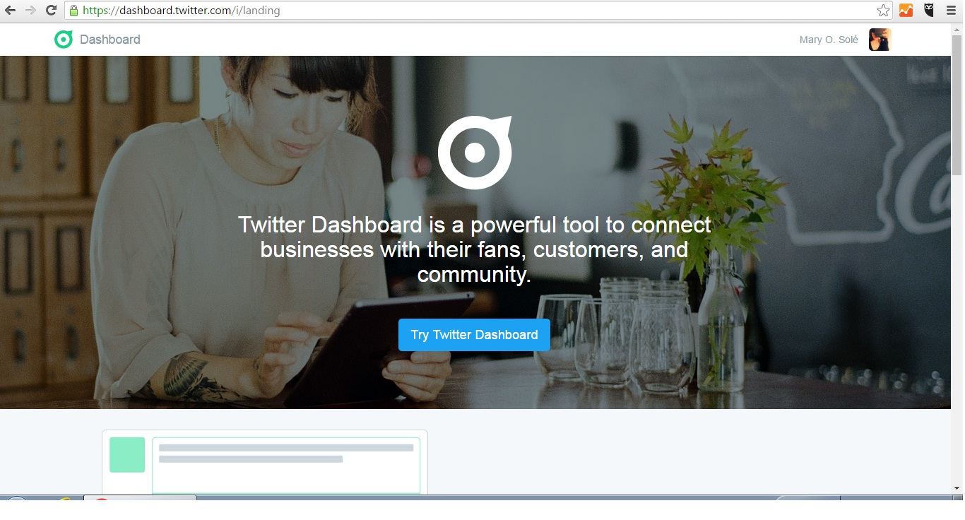 twitter dashboard try