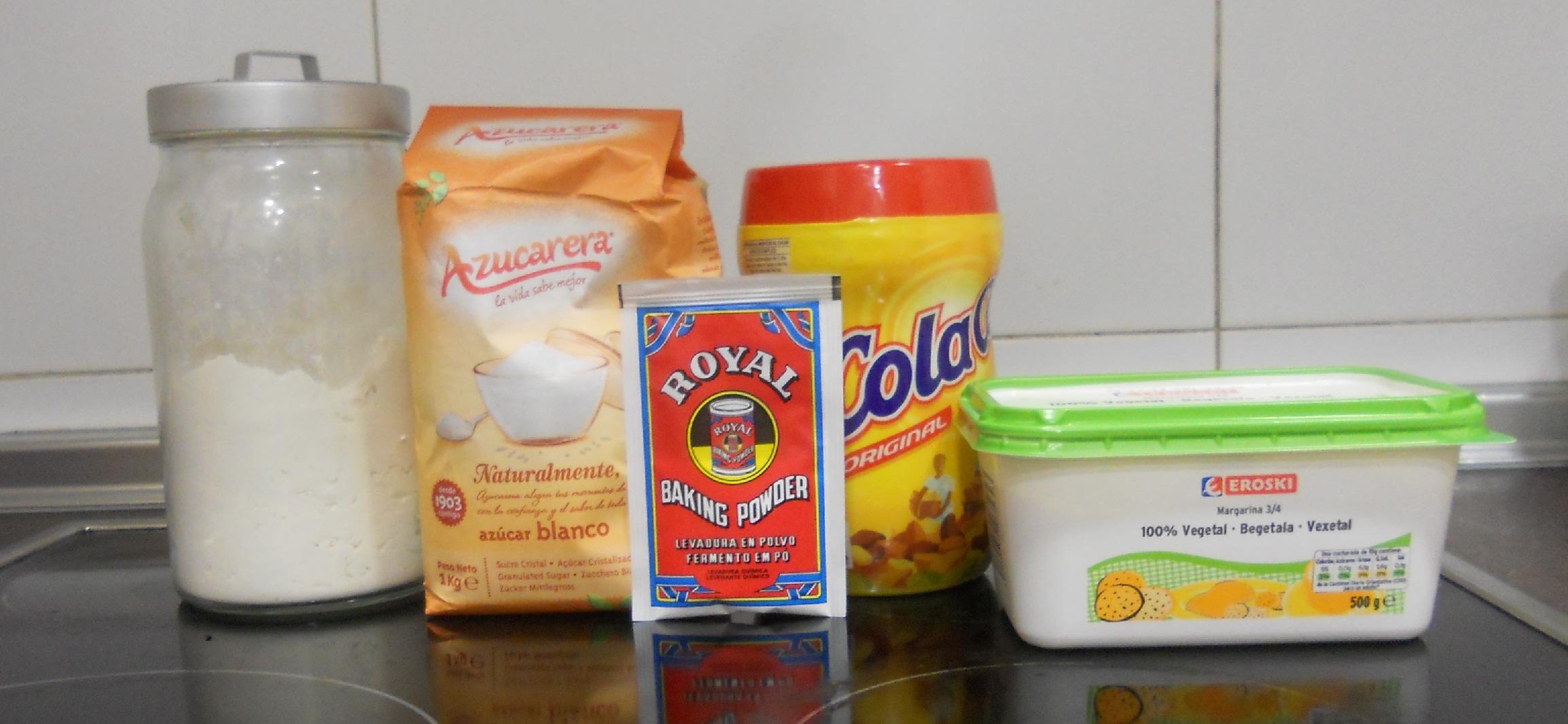 galletas-de-chocolate-ingredientes