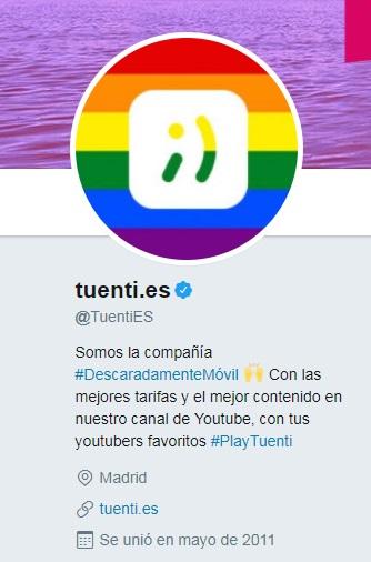 Pride 2017: las marcas lo celebran en Twitter 8