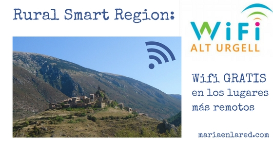 Rural Smart Region: internet en los sitios más remotos 1