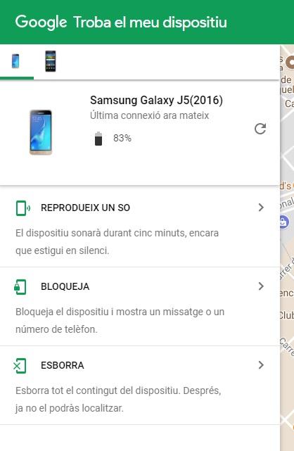 Cómo encontrar mi teléfono móvil o smartphone gracias a las funcionalidades de Google