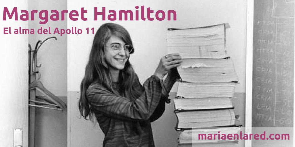 Margaret Hamilton | Maria en la red