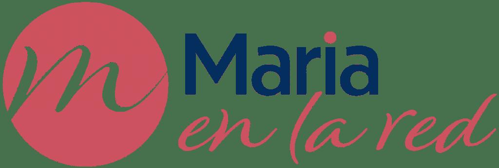 Maria en la red logo | Internet, redes sociales y tecnología