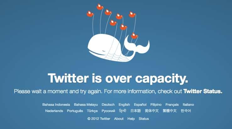 ballena de twitter