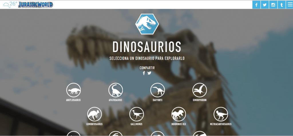 jw dinosaurios