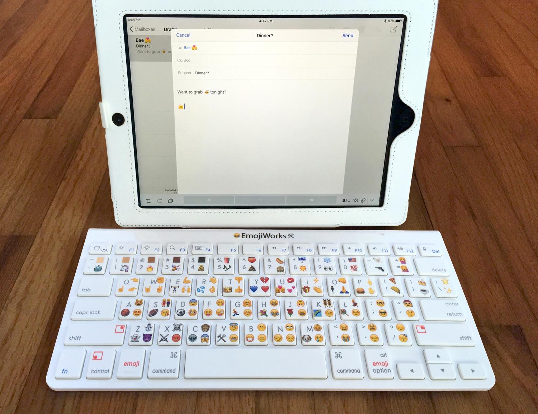 Teclado Emoji iOS | Maria en la red