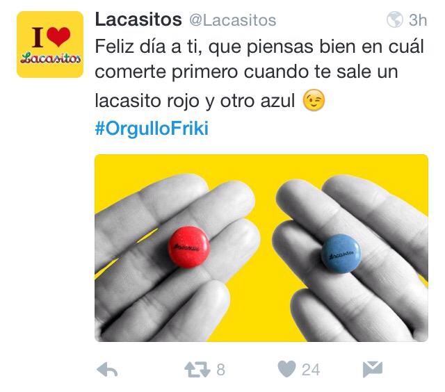 Orgullo Friki 2016: ¿Qué han hecho las marcas en Twitter? 2