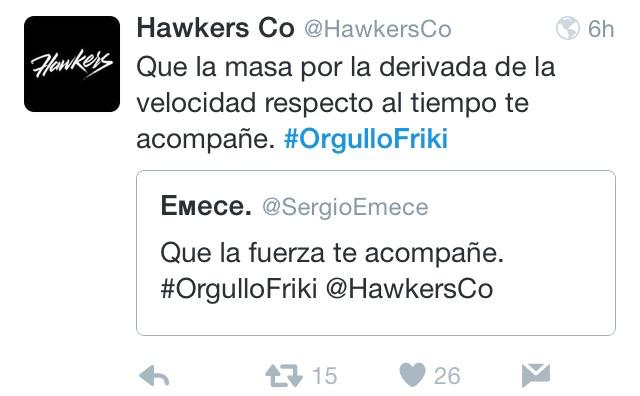 Orgullo Friki 2016: ¿Qué han hecho las marcas en Twitter? 1
