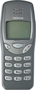 Nokia 3210, con el que no necesitabas llevar batería externa | Maria en la red