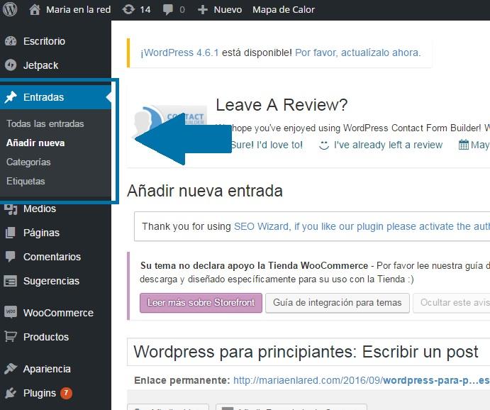 wordpress-para-principiantes-entradas