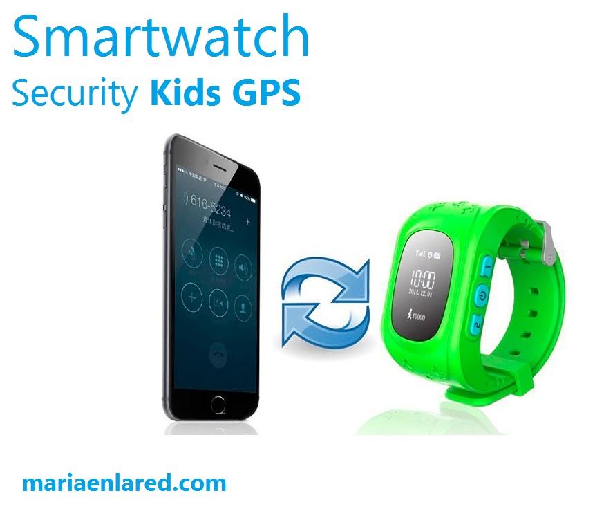 Smartwatch para niños: una manera de vigilarlos 1
