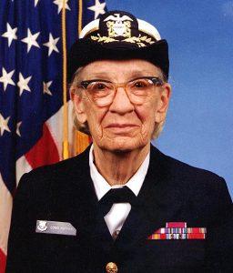 grace hopper almirall