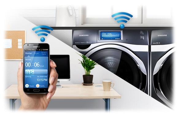 regalos para una friki lavadora wifi samsung