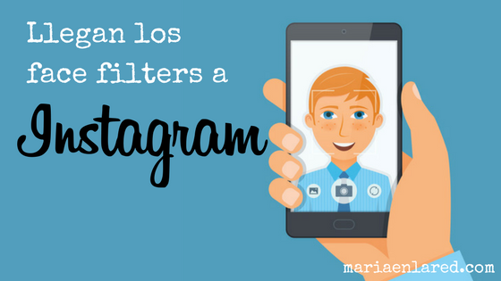 Filtros de Instagram | Maria en la red