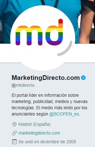 Pride 2017: las marcas lo celebran en Twitter 4