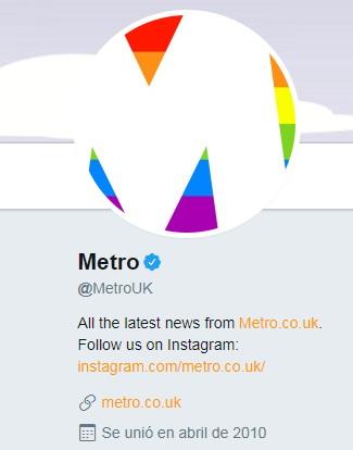 Pride 2017: las marcas lo celebran en Twitter 5