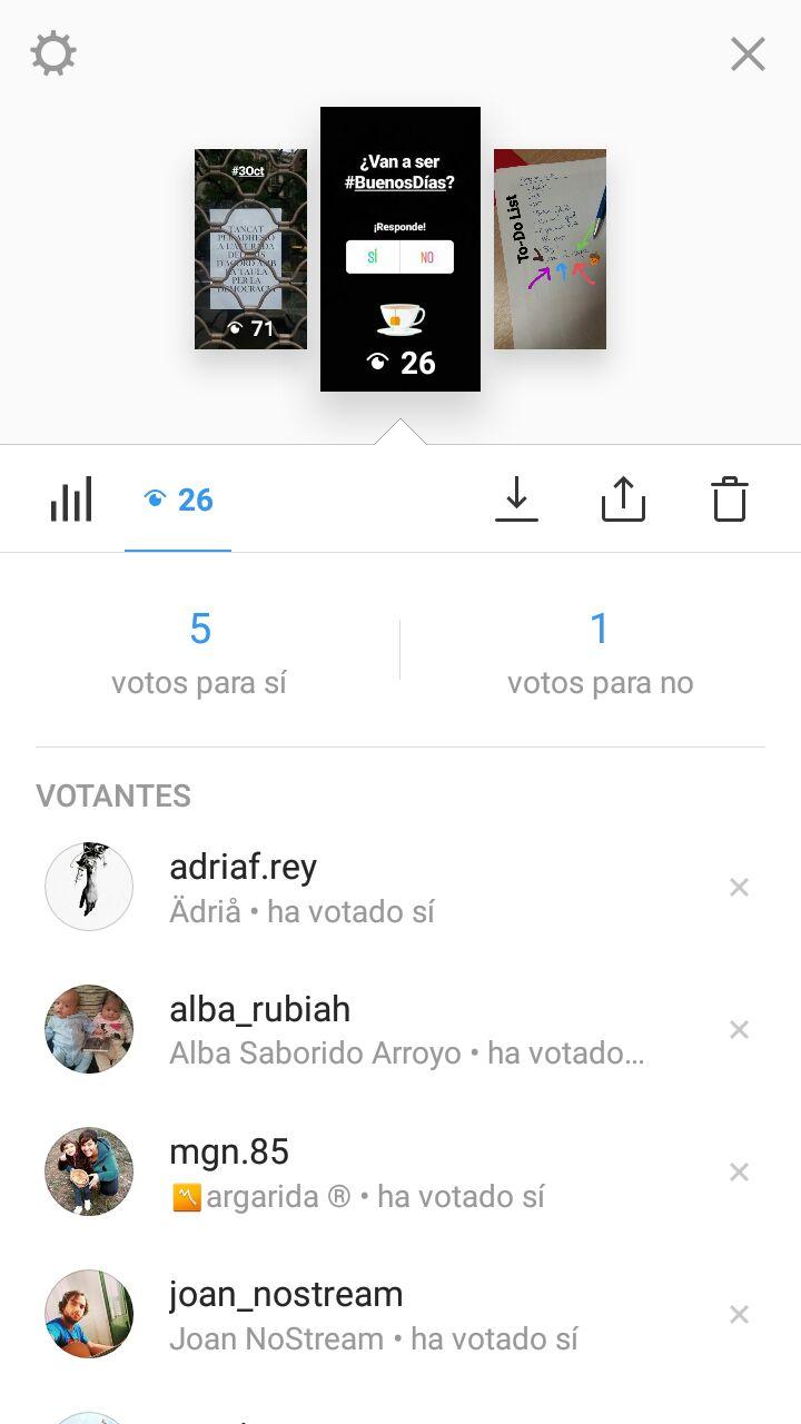Encuestas en Instagram: ¡ya están aquí! 3