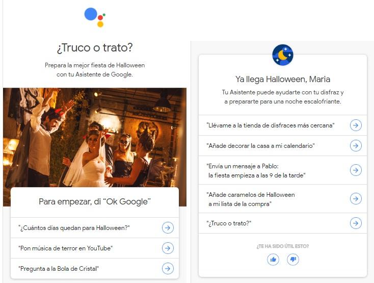 Ideas para utilizar el asistente de Google
