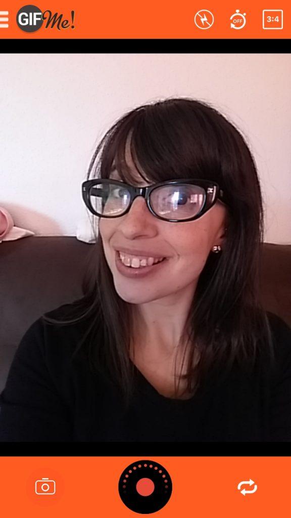 Crear GIFs a partir de la cámara | Maria en la red
