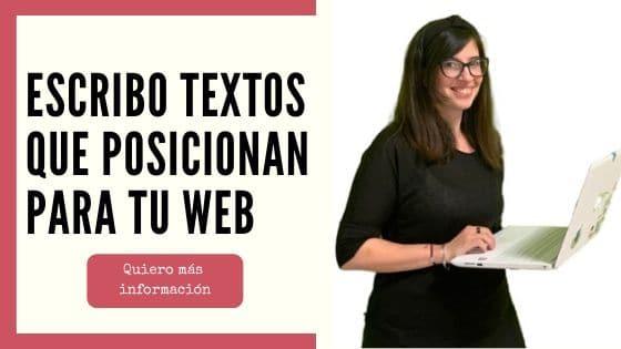 Contenidos SEO para tu web | Maria en la red